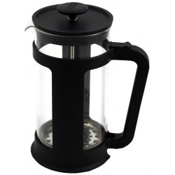 Bialetti French Press Smart čierny, 1L