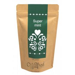Wilfred Bylinkový čaj Super Mint, 50g