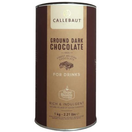 Callebaut horúca tmavá čokoláda, strúhaná 1kg