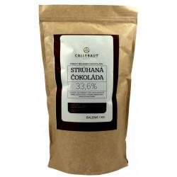Callebaut horúca mliečna čokoláda, strúhaná 1kg