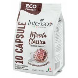 Intenso Classico pre Nespresso, 10x5g