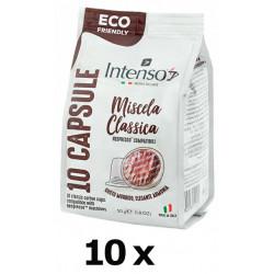 SET 10x Intenso Classico pre Nespresso, 10x5g