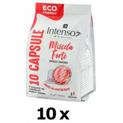 SET 10x Intenso Forte pre Nespresso, 10x5g