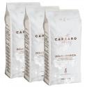 Carraro Dolci Arabica 3x1kg, zrnková káva