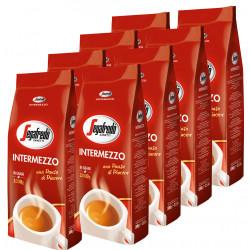 Segafredo Intermezzo 8x1kg, zrnková káva