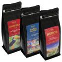 SET Cafepoint Odrodová káva 3x500g (Costa Rica, Mexico, Papua New Guinea)