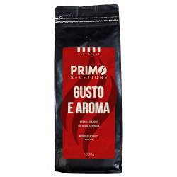 Primo Selezione Grand Crema 1kg, zrnková káva