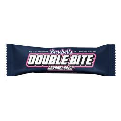 Barebells proteínová tyčinka Double Bite Caramel, 55g