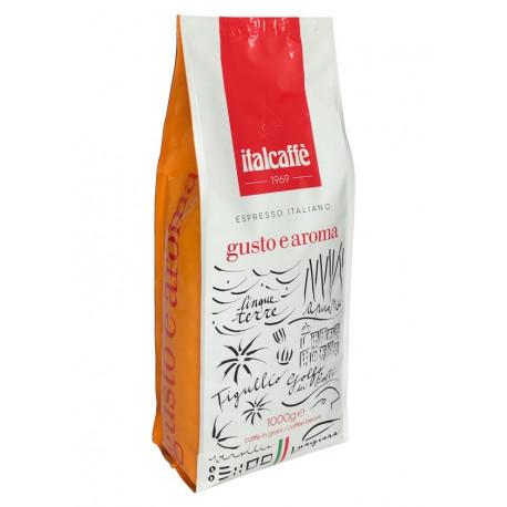 Italcaffé Gusto Aroma 1kg, zrnková káva