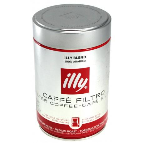 Illy Prekvapkávaná káva 250g, mletá