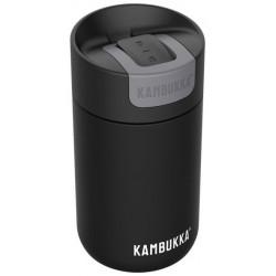 Kambukka Olympus Thermo Mug Jet Black, 300ml