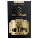 Cafepoint Indonesia Kopi Luwak cibetková káva 50g, zrno