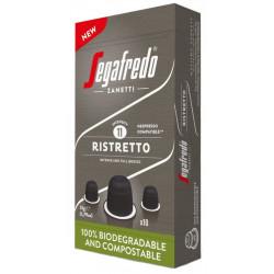 Segafredo Ristretto pre Nespresso, 10x5,1g