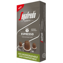 Segafredo Espresso pre Nespresso, 10x5,1g