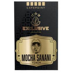 Cafepoint Yemen Mocha Sanani 125g, zrno