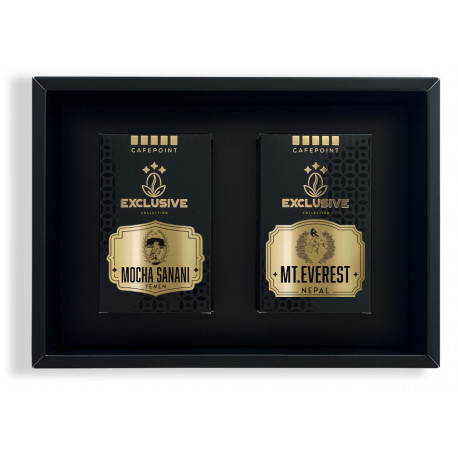 Cafepoint Set Exclusive Collection Coffee No.6