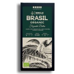 Cafepoint Bio Brasil Fazenda Dutra N/Y 3/4 14up 250g, zrnková káva
