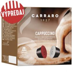 Carraro Cappuccino pre Dolce Gusto, 16x12g