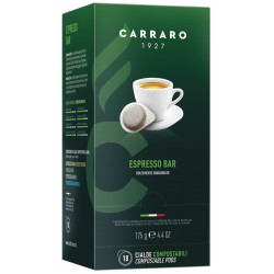 Carraro POD Espresso bar, 18x7g 1