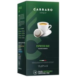Carraro POD Espresso bar, 18x7g
