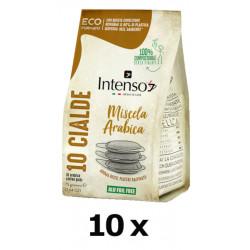 SET 10x Intenso 100% Arabica, 10x7g v PODoch