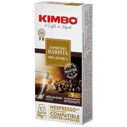 Kimbo Armonia 100% Arabica pre Nespresso, 10x5,8g