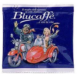 Lucaffé POD Blucaffé, 10x7g Druh kávy-Zmes 100% Arabiky Krajina pôvodu-Rôzna Obsah balenia-10 PODov Typ kapsulí alebo podov-Kávové pody