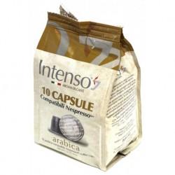 Intenso Arabica pre Nespresso, 10x5g
