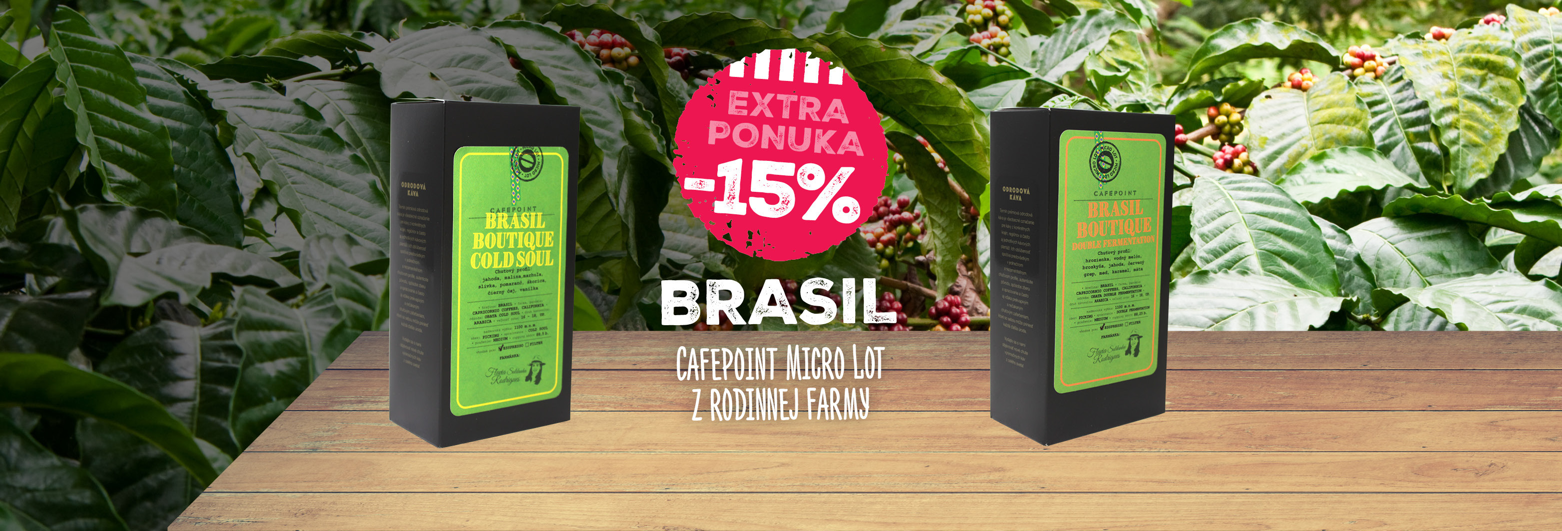 Cafepoint Micro Lot Brasil