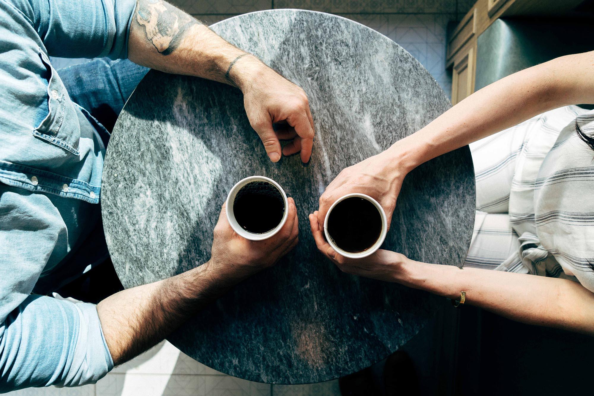 Aké chyby môže mať kávové zrnko